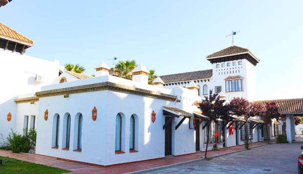Réveillez-vous à Matalascañas, au pied du parc national de Doñana (à partir de 3 nuits)