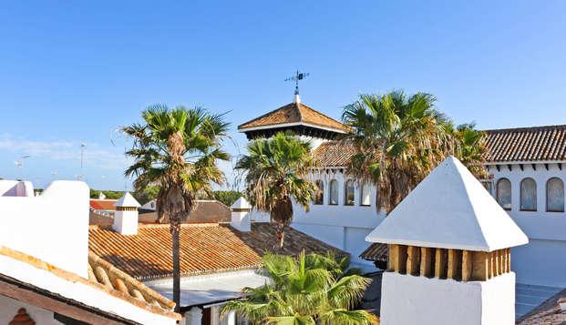 Luxe et pension complète au cœur du parc national de Doñana (à partir de 3 nuits)