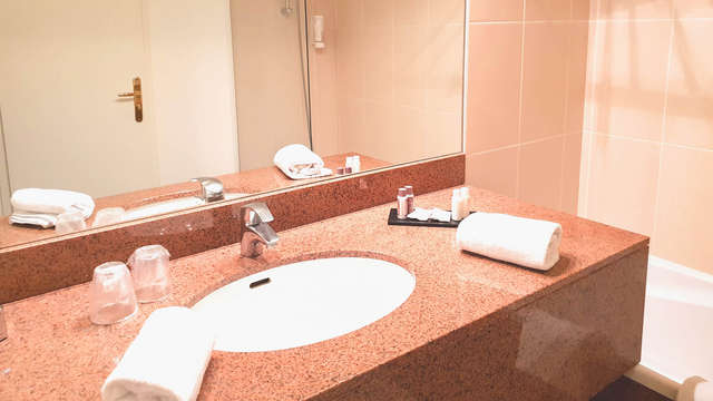 Quality Suites Bordeaux Aeroport Spa