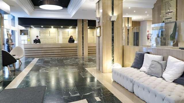 Hotel Olid 4* - Valladolid, España