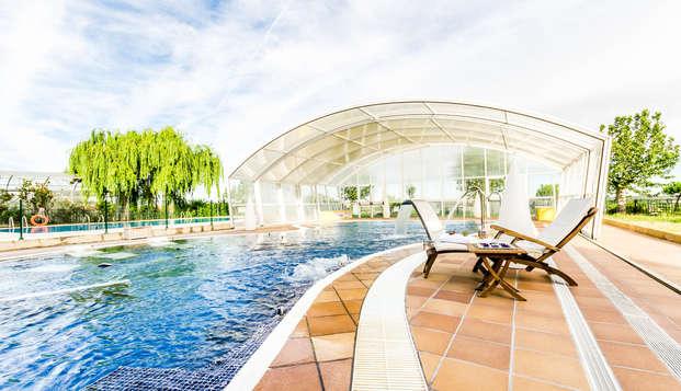 Escapada con Cena y Spa en un exclusivo hotel a pocos minutos del centro de Salamanca