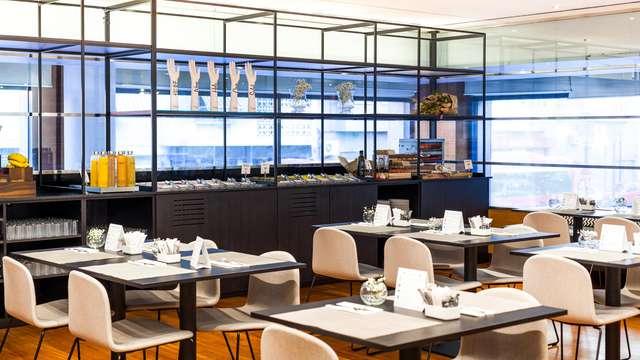 Hotel Sercotel Acteon Valencia - RESTAURANT