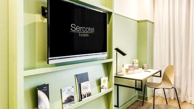 Hotel Sercotel Acteon Valencia inactive
