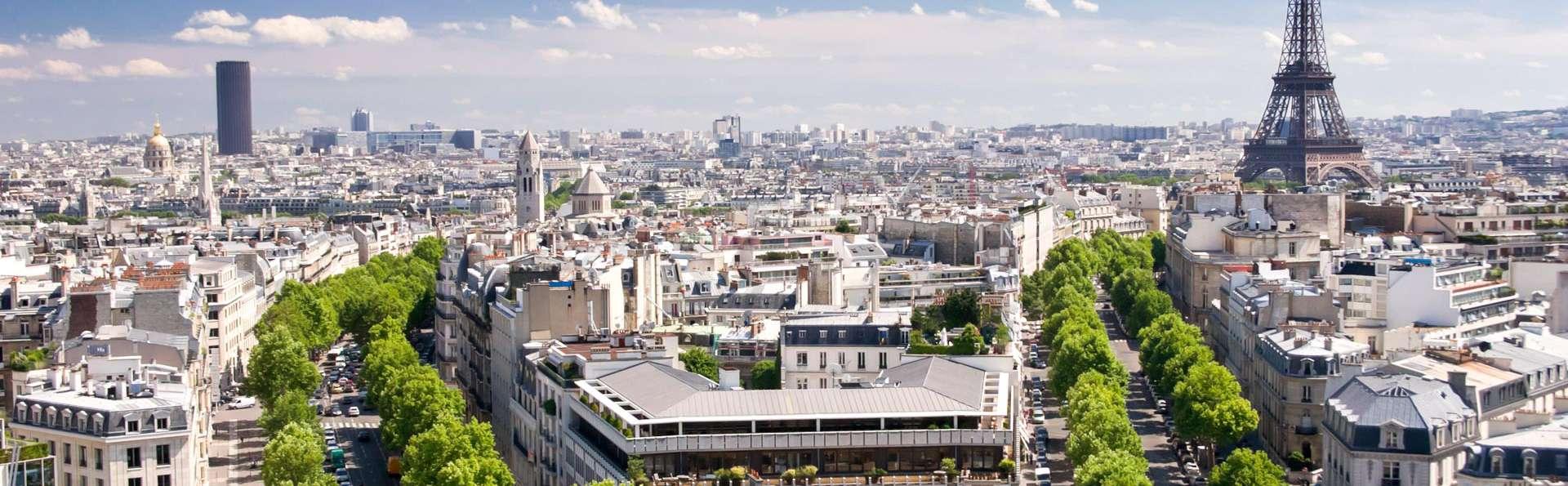 Romantisme et bien-être en plein cœur de Paris