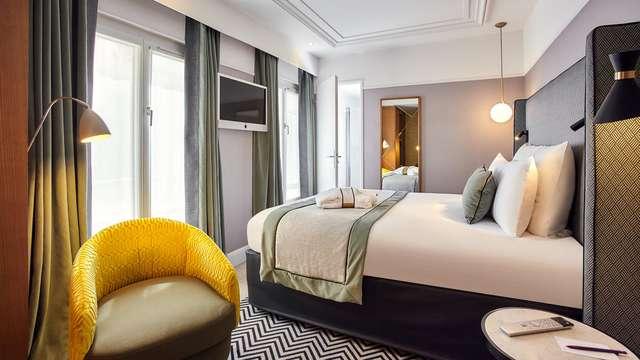 Mercure Paris Opera Garnier Hotel Spa