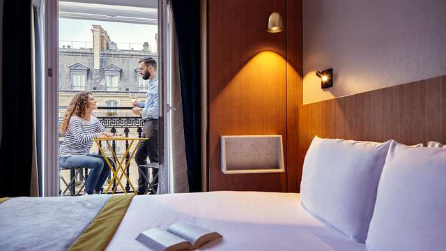 Mercure Paris Opera Garnier Hotel Spa