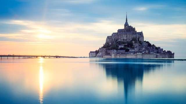 Escapade gourmande à l'abbaye du Mont-saint-Michel