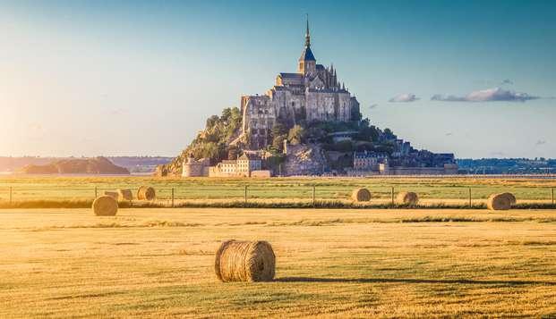 Offrez-vous une escapade de charme au pied de l'Abbaye du Mont Saint-Michel