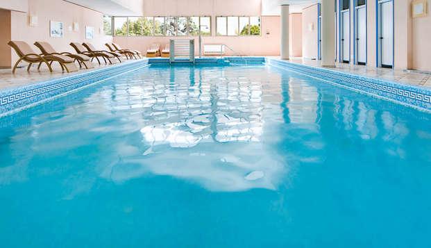 Benessere ad Abano Terme: soggiorno con accesso alla spa e speciale sconto sul menù