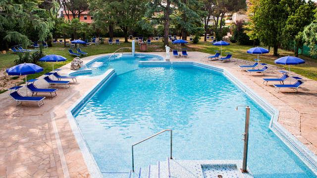 Soggiorno di relax ad Abano Terme con accesso alla SPA e due massaggi antistress