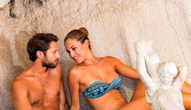 Relax di coppia ad Abano Terme con accesso alla SPA e due massaggi antistress