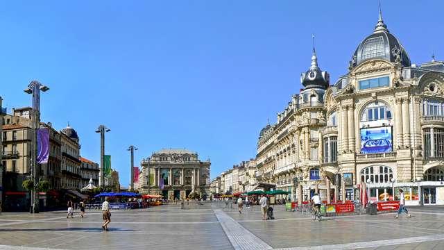 Partez à la découverte de Montpellier