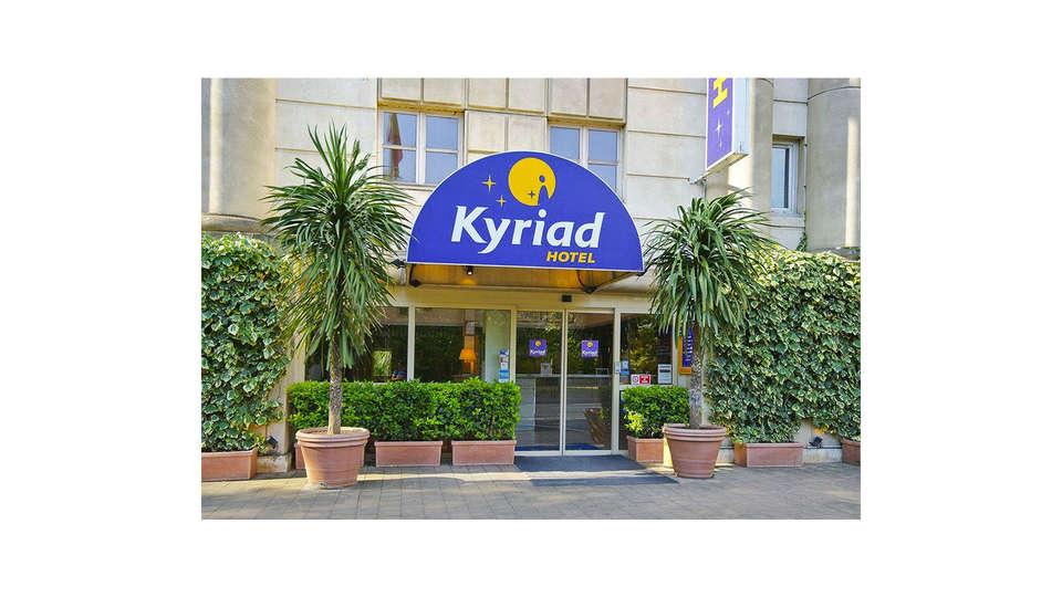 Kyriad Montpellier Centre Antigone - EDIT_FRONT_01.jpg