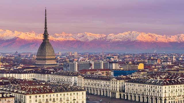 Week-end avec accès à l'espace bien-être à Turin