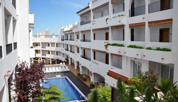 Mini-vacances dans un appartement à Peñiscola en formule demi-pension (à partir de 3 nuits)