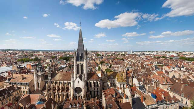 Flânez dans les ruelles historiques de Dijon