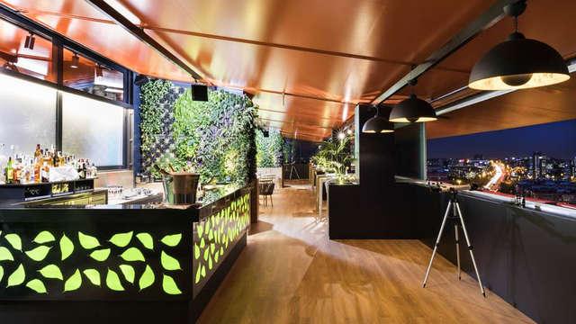 Alojamiento ideal a las puertas de Madrid