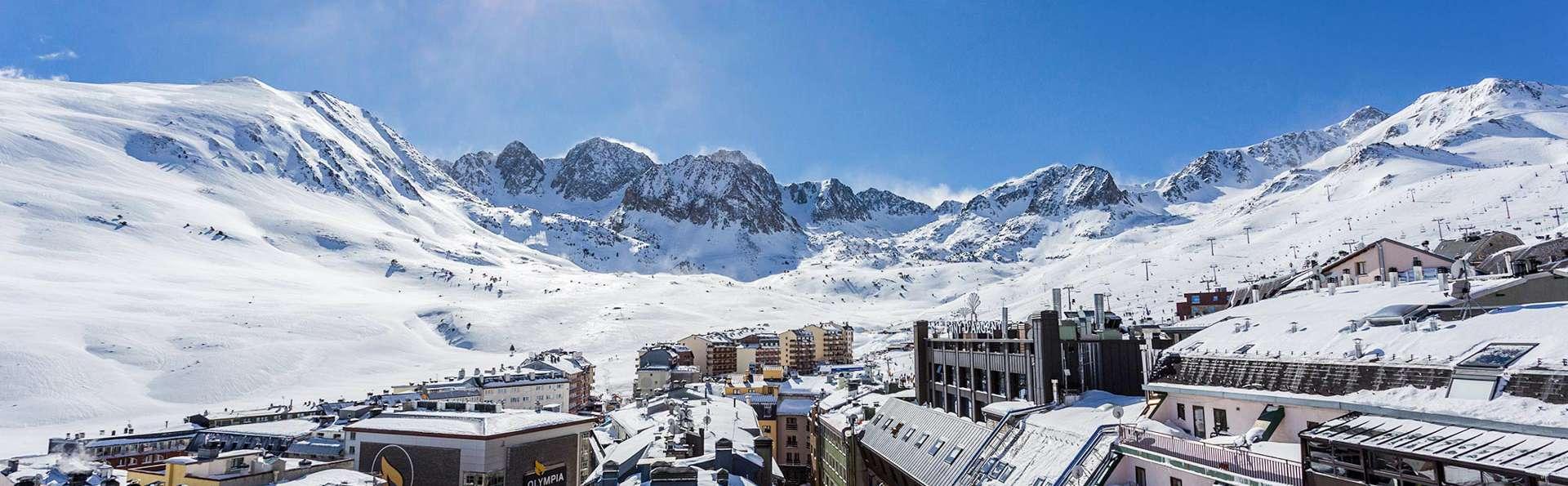 Profitez d'Andorre toute l'année