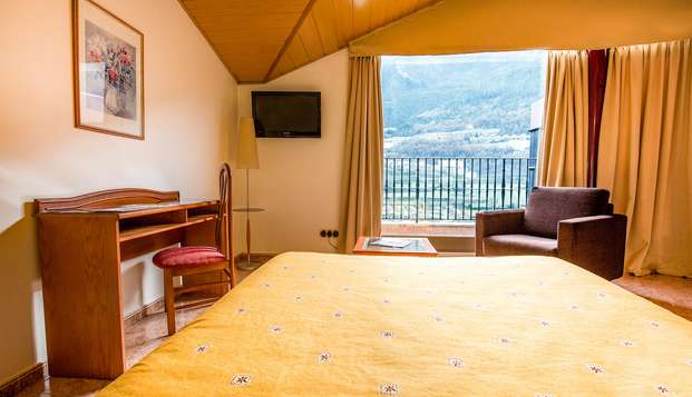 Découvrez Andorre-la-Vieille en plein cœur de la ville