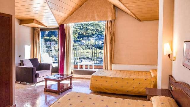 Séjour 3 étoiles au coeur d'Andorre-la-Vieille