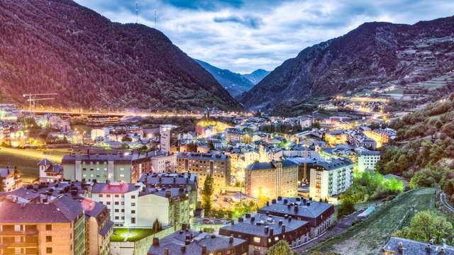 Découvrez l'Andorre dans une chambre triple au cœur de Grandvalira