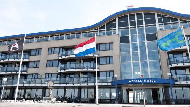 Apollo Hotel IJmuiden Seaport Beach