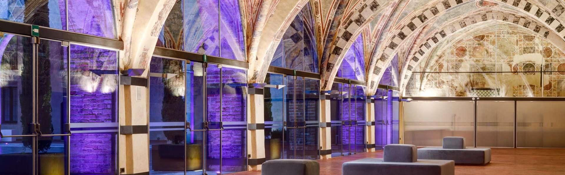Notte da sogno in un castello alle porte di Milano con visita al Cenacolo di Leonardo da Vinci