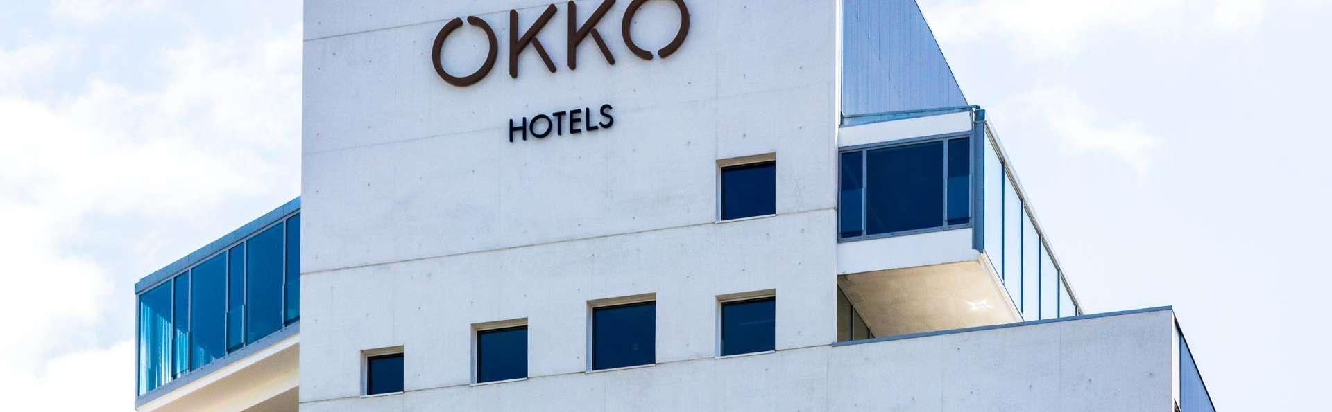 OKKO Hotels Bayonne Centre - EDIT_FRONT_01.jpg