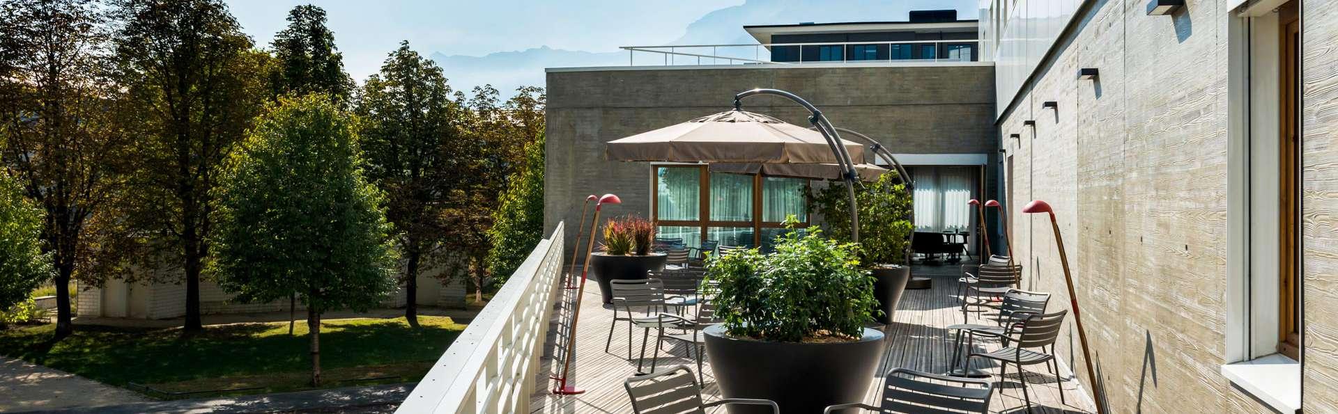 Escapade détente dans un hôtel design au cœur de Grenoble (à partir de 2 nuits)