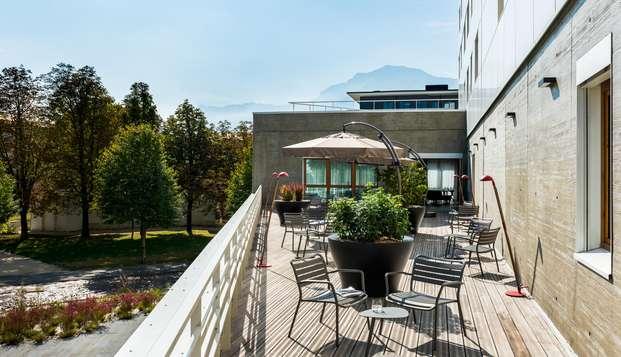 Bien-être et design au cœur de Grenoble