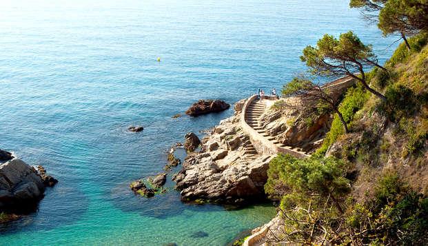 Enamórate del Mediterráneo en Lloret de mar (desde 3 noches)