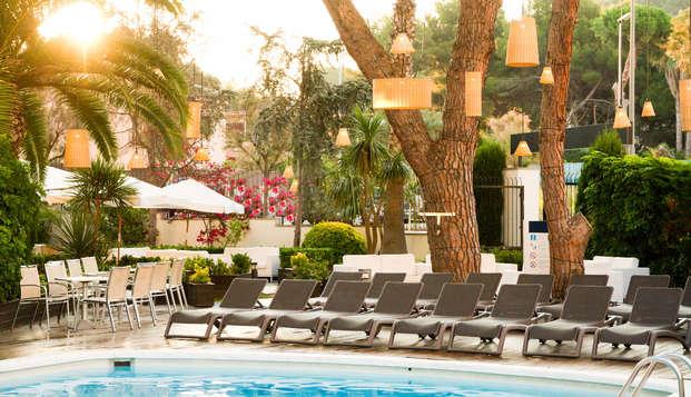 Vacances uniques à Lloret de Mar, à quelques pas de la plage et en formule tout-inclus (àpd 3 nuits)