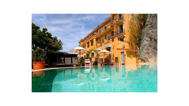 Hotel La Perouse Nice Baie des Anges