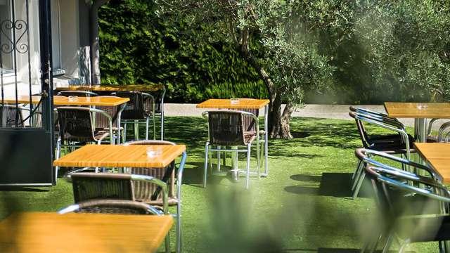 Séjour gourmand avec diner au nord de Valence