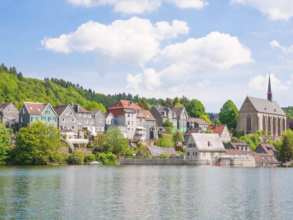 Séjour Allemagne - Découvrez la ville la plus verte d'Allemagne, wuppertal !  - 3*