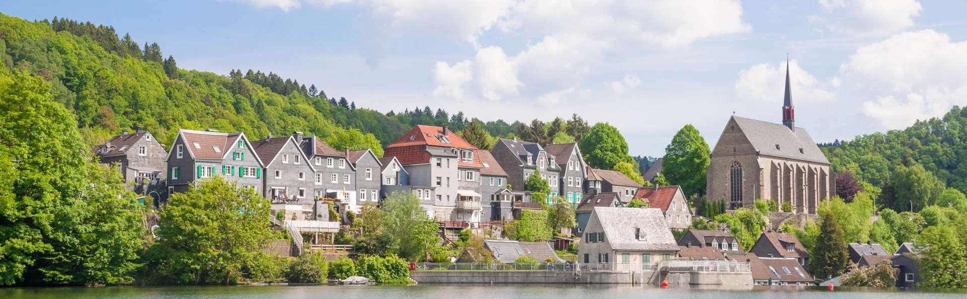 Découvrez la ville la plus verte d'Allemagne, Wuppertal !