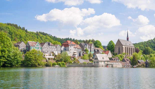 Ontdek de groenste stad van Duitsland, Wuppertal!