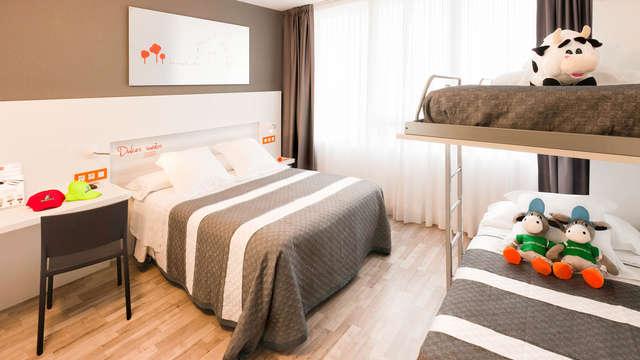 Hotel el Villa Castejon