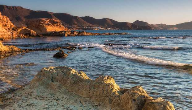 A orillas del Mediterráneo en Aguadulce, Almería (desde 3 noches)