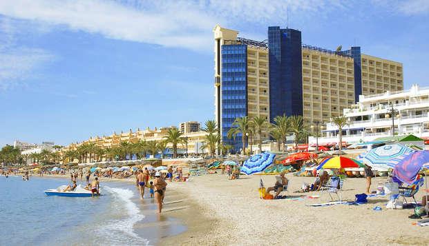 Escapada a orillas del Mediterráneo en la costa almeriense