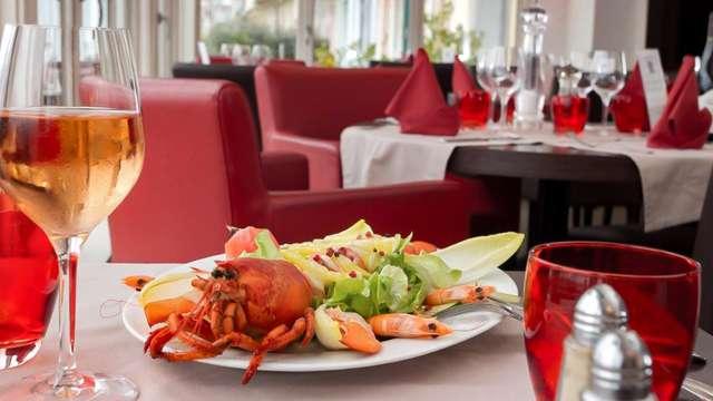Week-end avec dîner près du Tréport