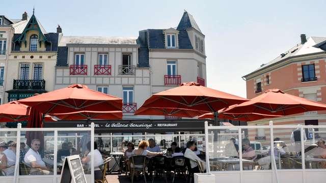 Gastronomisch en romantisch verblijf aan de poorten van de Baie de Somme