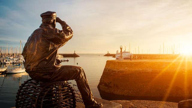 Évasion en bord de mer à Quiberon