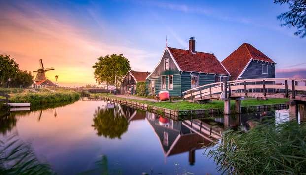 Genieten van luxe en comfort in het mooie Zaandam