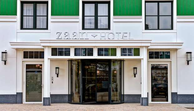 Descubre la bellísima región de Zaan en las inmediaciones de Ámsterdam