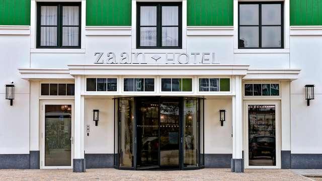 Découvrez la belle région du Zaan près d'Amsterdam