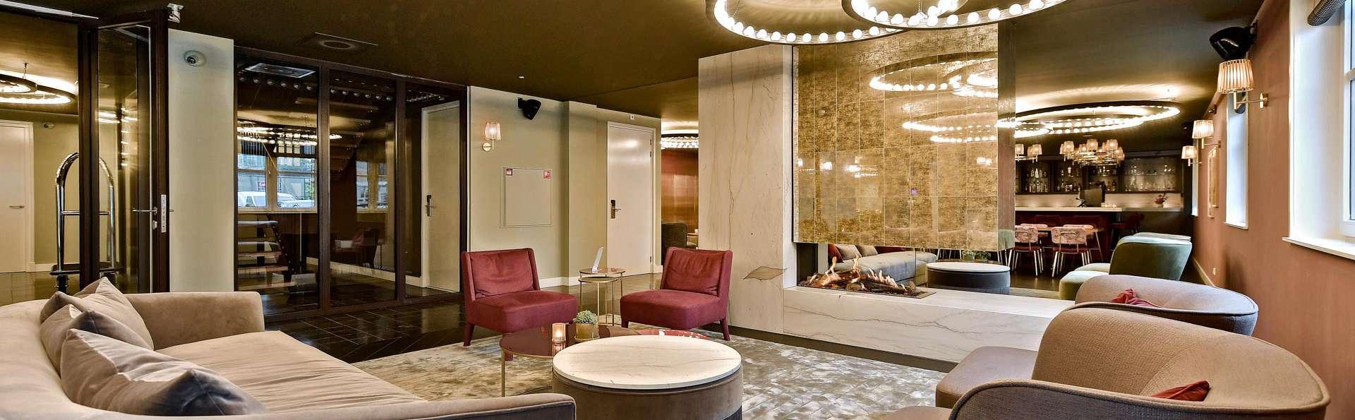 Luxe, design et confort aux abords d'Amsterdam