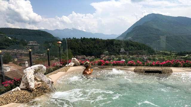 Pace e relax alle pendici delle Dolomiti, in Trentino