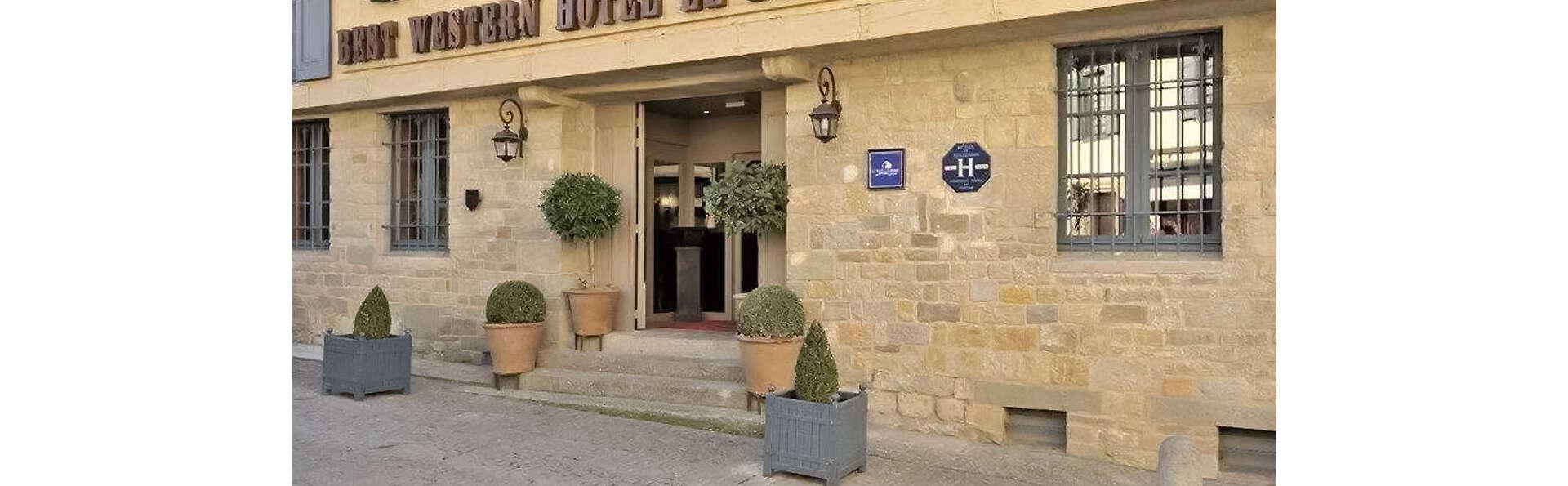 Best Western Hôtel Le Donjon - EDIT_FRONT_01.jpg