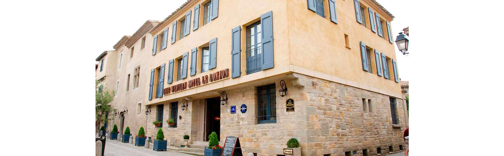 Best Western Hôtel Le Donjon - EDIT_FRONT_02.jpg